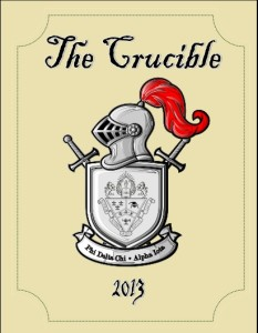 Crucible Cover 2013
